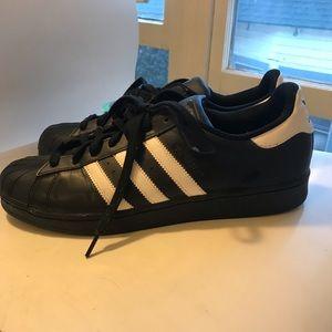 Adidas SuperStar - Black